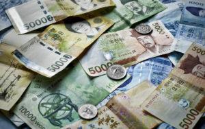 Корейские деньги