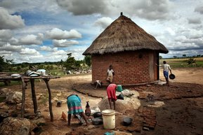 Зимбабве кризис
