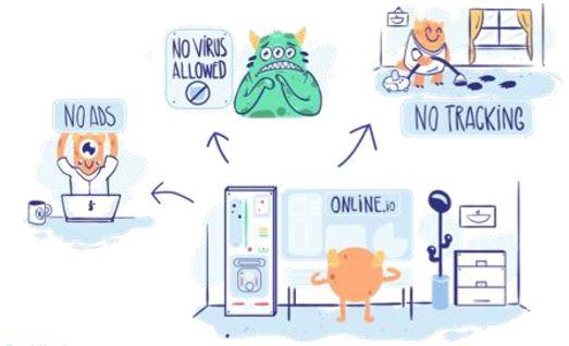 Online.io - лекарство для интернета